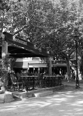 Le Cafe Place des Lices