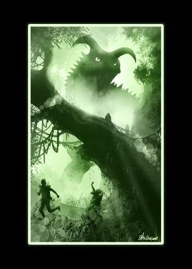 Jungle Titan