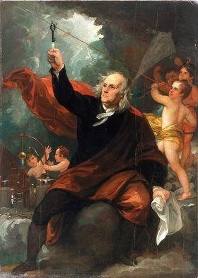 Benjamin Franklin 1816