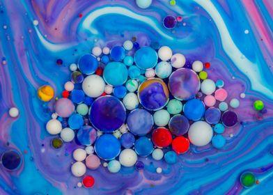 Bubbles Art  Kardam