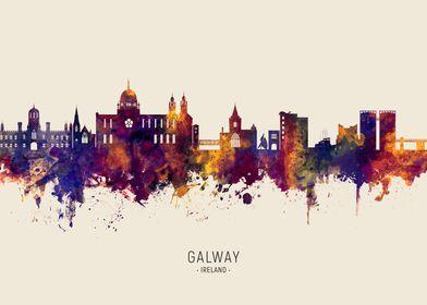 Galway Skyline Ireland