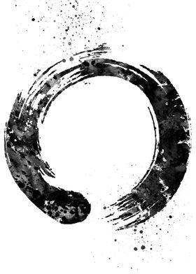 Japanese Zen Symbol