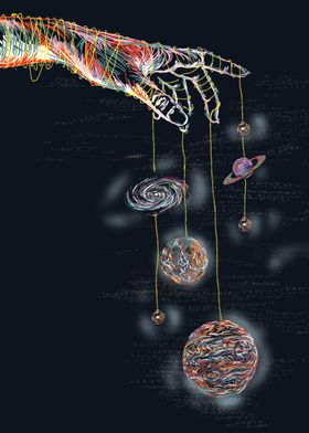 Playing with the universe