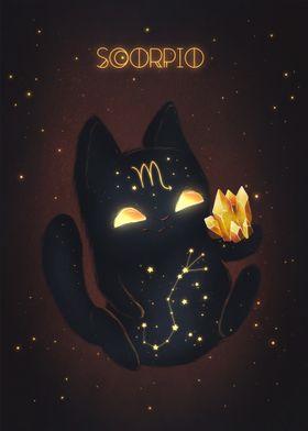 Scorpio Zodiac Monster