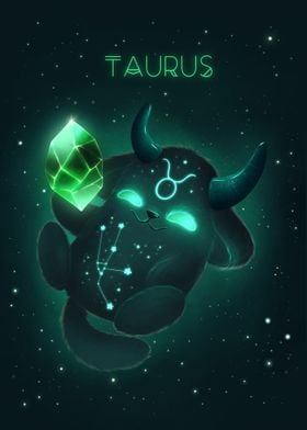 Taurus Zodiac Monster