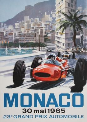 Monaco Grand Prix 1966