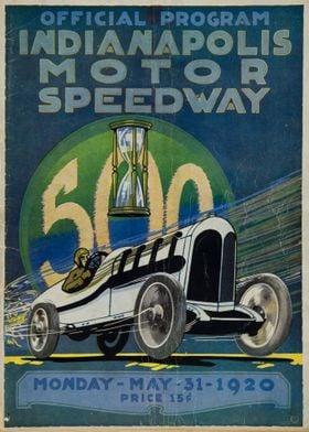 Indianapolis Motor Speedway 1920