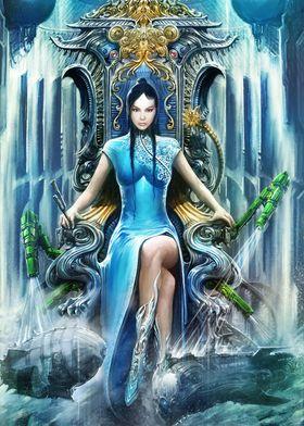 Queen of Mists
