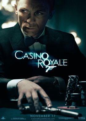 Casino Royale Agent 007