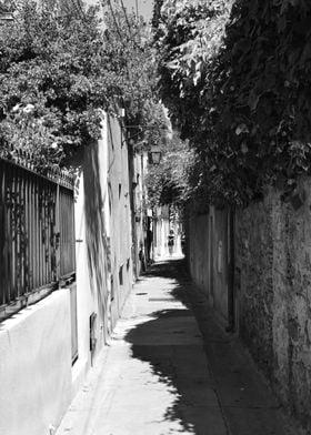 Small street Saint Tropez