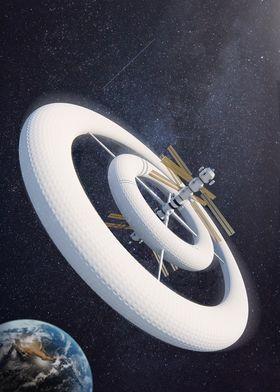 SPACE STATION Lem