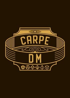 Carpe DM Dungeon Master