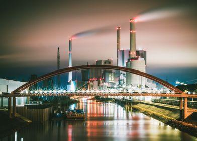Grosskraftwerk Mannheim