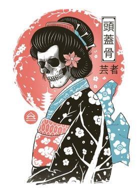Yokai Geisha