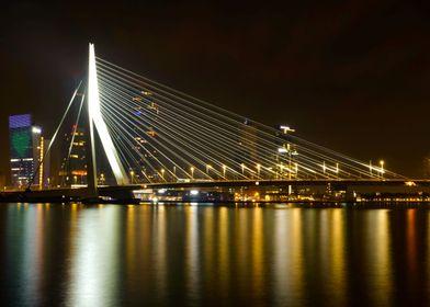 Erasmusbrug Holland
