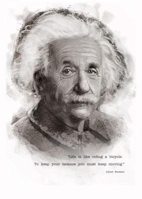Hero Albert Einstein