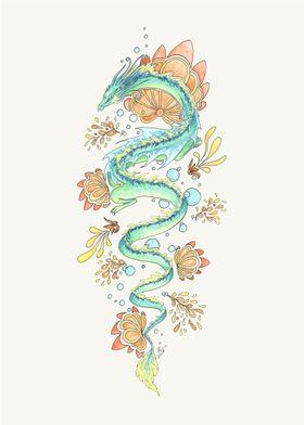 Tropical Sea Dragon