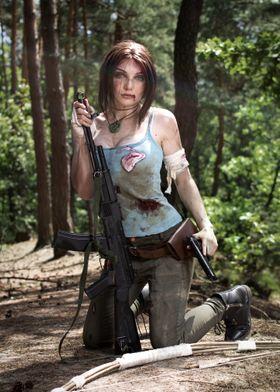 New Lara Croft Cosplay 2