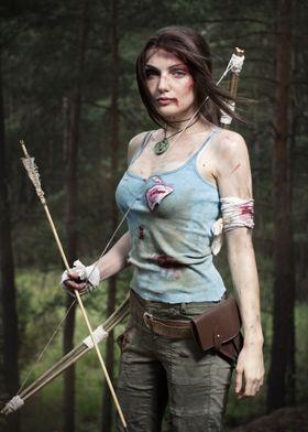 New Lara Croft Cosplay 1