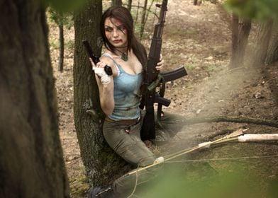 New Lara Croft Cosplay 3
