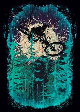 MTB Bike Art