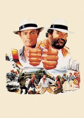 Bud Terence Double Movie
