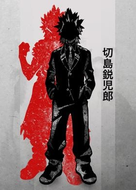 Crimson Eijiro Kirishima