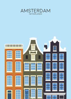 Amsterdam Travel Snippet