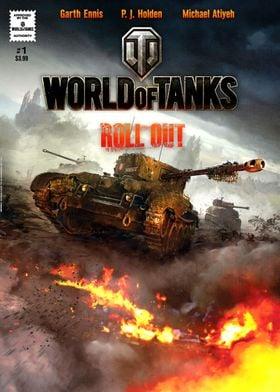 Comic Book Cover #1 - Cromwell British Bulldog