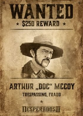 Wanted Doc