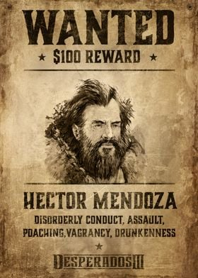 Wanted Hector