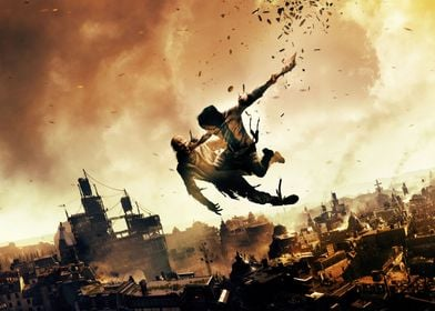 Dying Light 2 The Key art