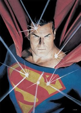 Superman Trinity
