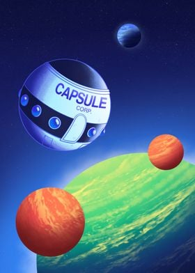 Capsule to Namek
