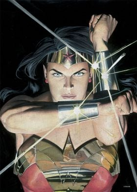 Wonder Woman Trinity