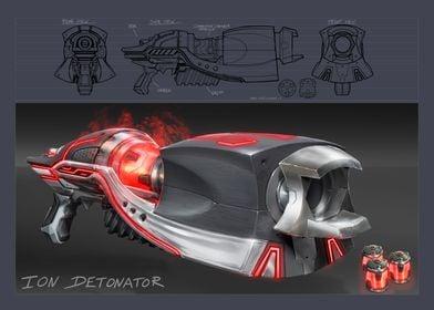 Ion Detonator