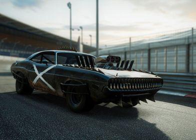 Bandit Ripper V8
