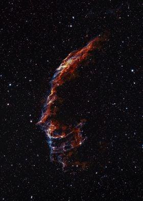 Veil Nebula Face