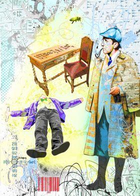 Art of Sherlock Bisailion