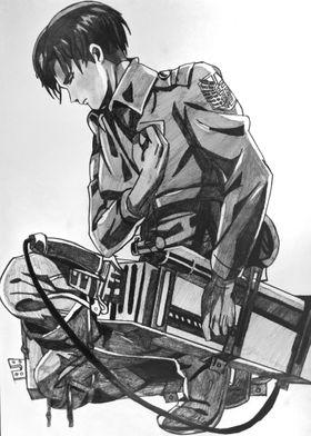 Levi Ackerman Shingeki