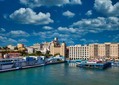 Port in Old San Juan