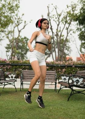 Outdoor Fitness Workout