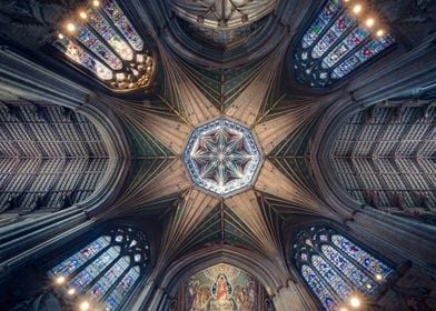 Yorkminster Cathedral UK