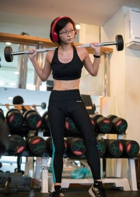 Indoor Fitness Workout