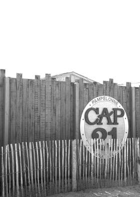 Cap 21 Sign