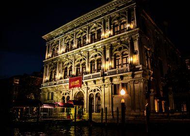 Venice Casino at Night