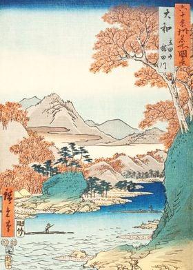Tatsuta Mountain
