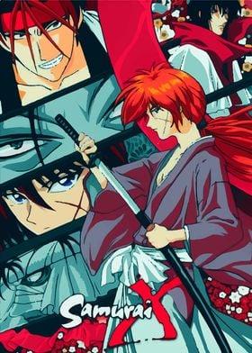 Samurai X kenshin Anime