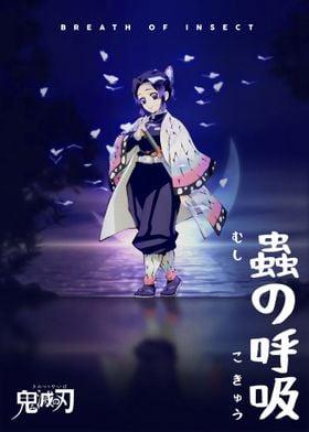 Anime Demon Slayer Shinobu