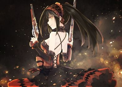 Date A Live Yellow Eyes Sm